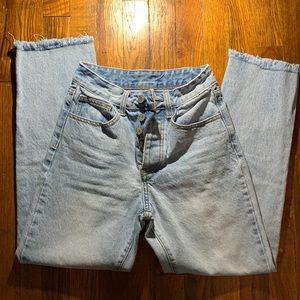 Light wash j.galt jeans